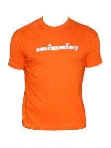 Swimming narančaste - kratki