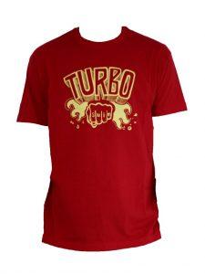 Turbo crvene - kratki