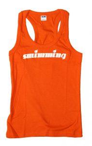 Swimming narančaste špaline